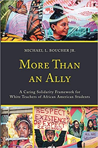 Professor pens book to help white teachers engage students of color