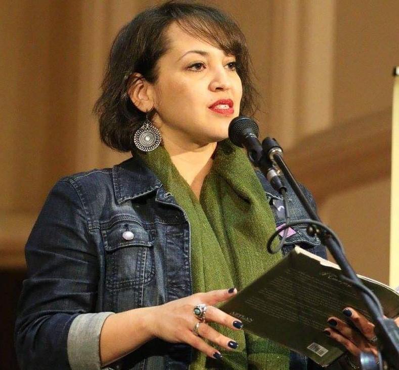 University caps Hispanic Heritage Month with book reading, presentations